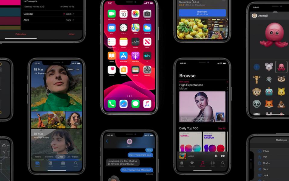 Apple iOS13的25个隐秘特性