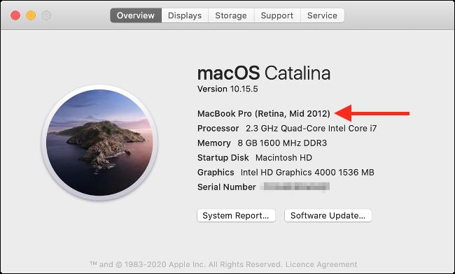 旧Mac电脑能运行最新的Mac Big Sur吗?