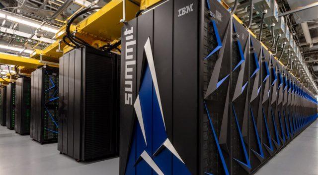 地球上最快的超级计算机正在部署对抗冠状病毒