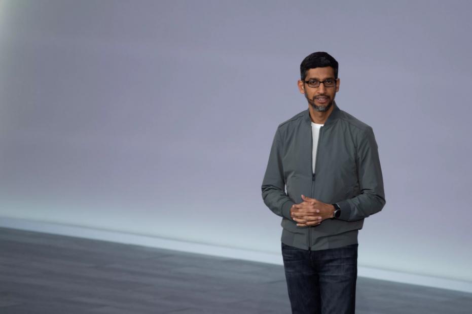 谷歌首席执行官皮查伊表示,还有更多要做的事情来防止煽动暴力