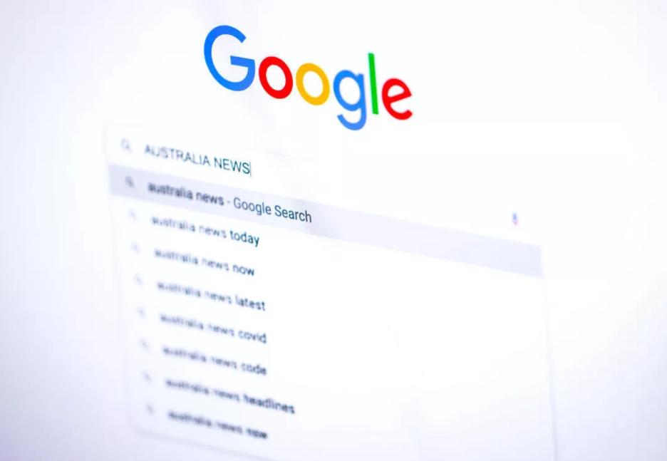 Google威胁要从澳大利亚删除搜索引擎