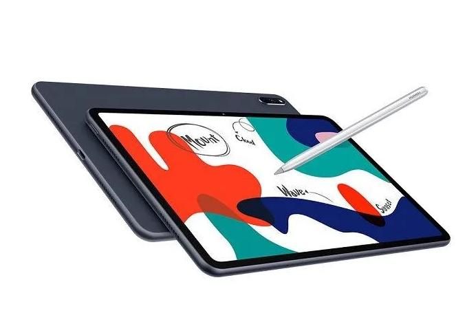 2K 全萤幕、四声道华为新平板HUAWEI MatePad 开卖
