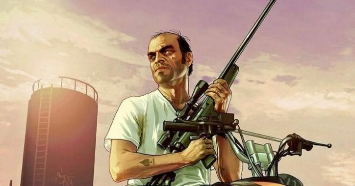 就算你不想滥杀无辜,玩家算出要打通《GTA5》你还是得杀726人