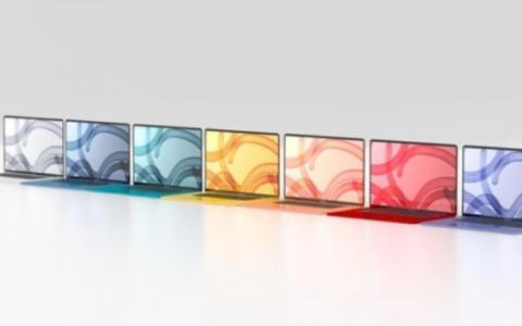 MacBook Air 将采用最新M2芯片 而且有彩虹一样的颜色可选