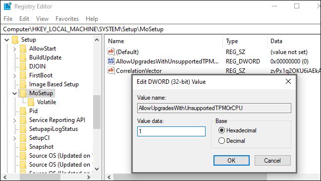 如何在不受支持的 PC 上安装 Windows 11