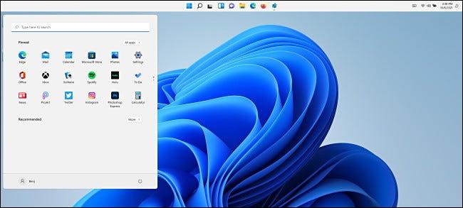 如何将 Windows 11 的任务栏移动到屏幕顶部