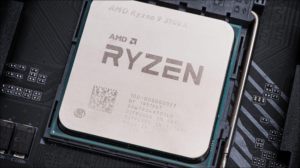 Windows 11 目前在 AMD Ryzen CPU上运行速度较慢